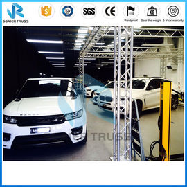 20 * 20m Trade Show Truss Exhibition Stand , Trade Show Booth For Car Show